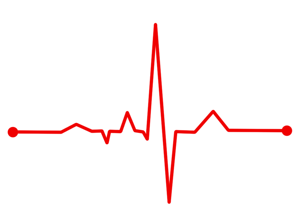 heart rate bpm ecg free image on pixabay rh pixabay com ekg vector change ekg vector axis