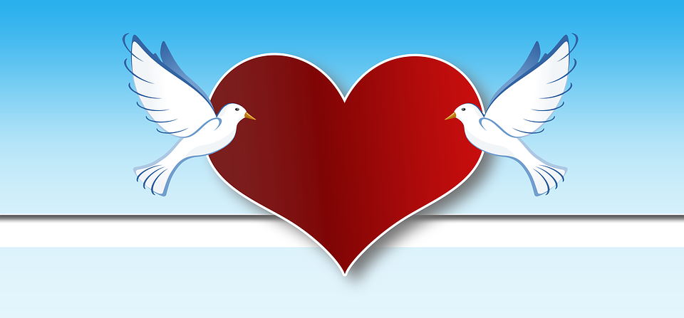 Assez Free illustration: Love, Heart, Harmony, Affection - Free Image on  FI84