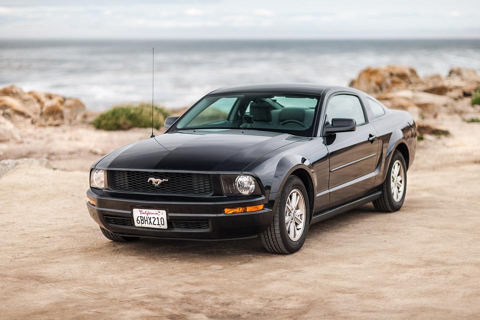 86 Gambar Mobil Ford Mustang Gratis