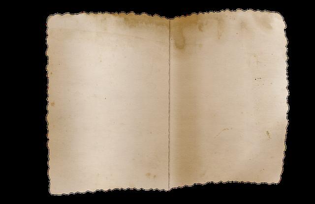 Old Paper Vintage Fold 183 Free Image On Pixabay