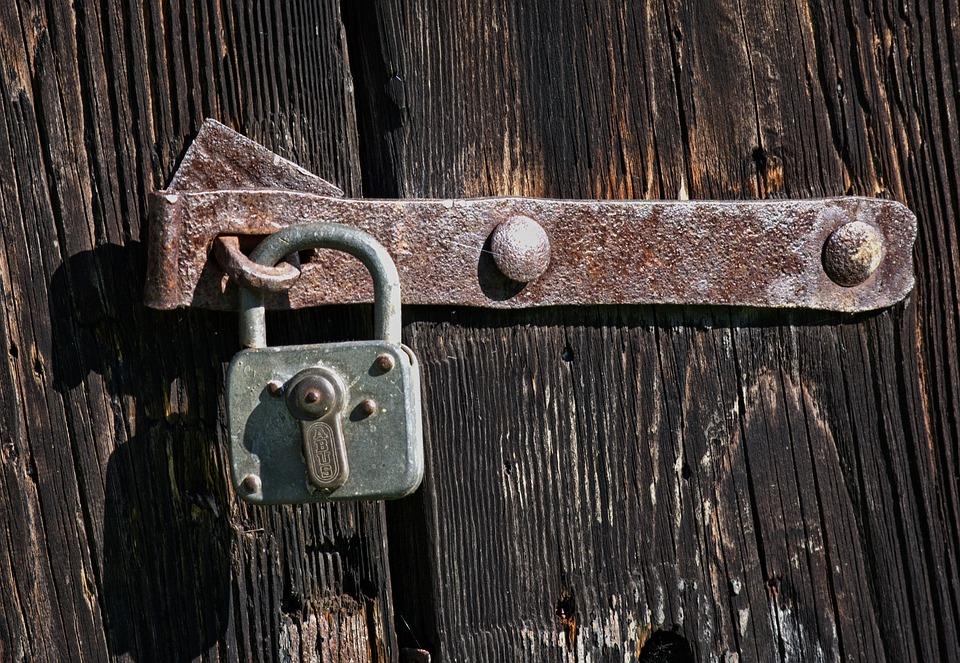 Sicherheit Schloss Metall · Kostenloses Foto auf Pixabay