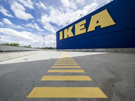 Ikea Building Warehouse Furniture Home Des