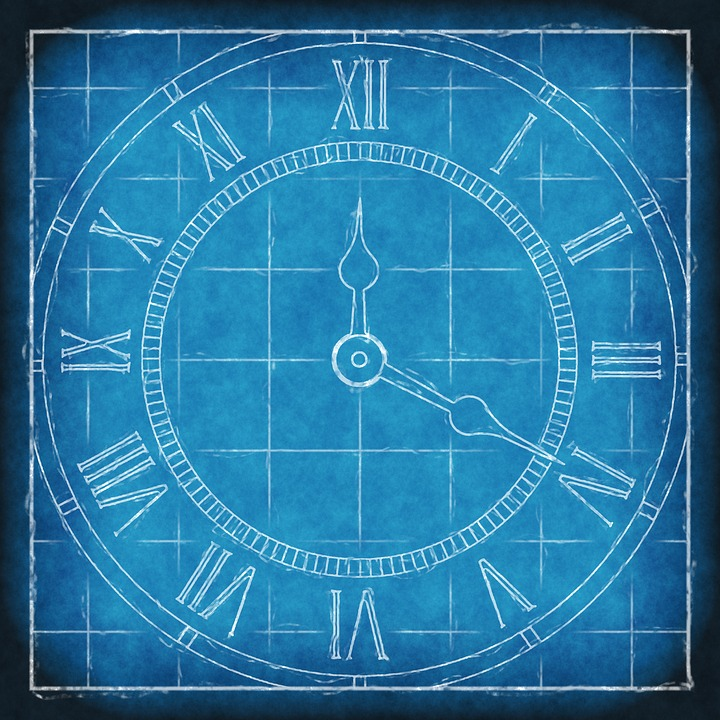 Clock time blueprint free image on pixabay clock time blueprint time clock timepiece dial malvernweather Gallery