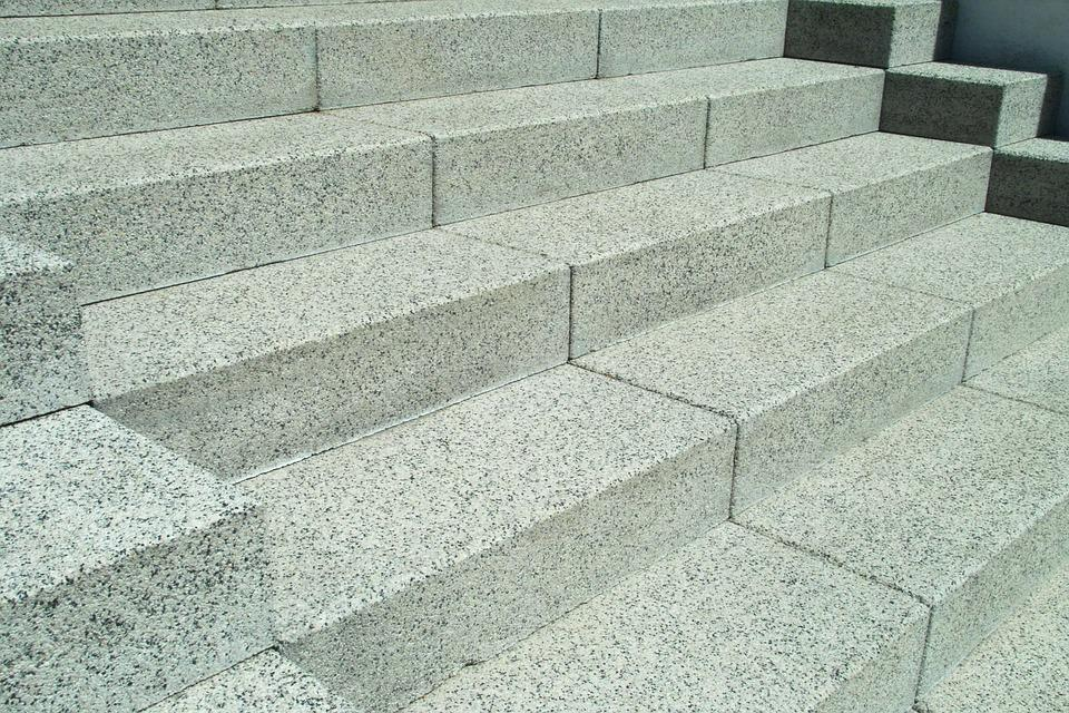 Stairs Concrete Block Gradually   Free Photo On Pixabay