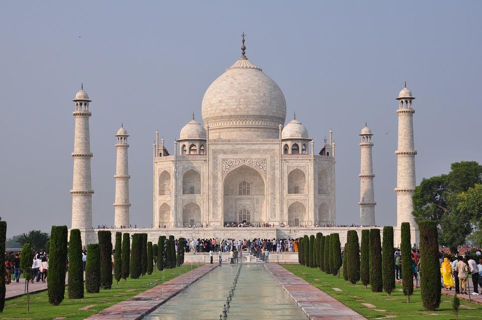 Travel To India Taj Mahal, India, Delhi