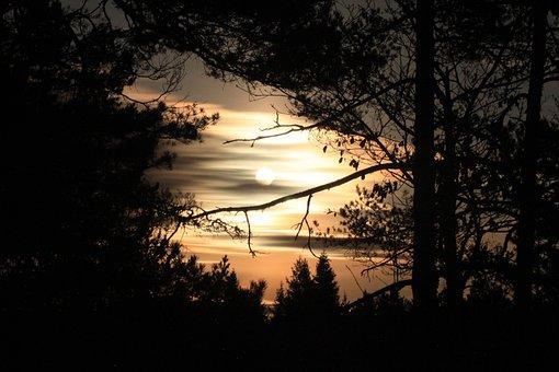 Mosfjell, Birkeland, Noorwegen