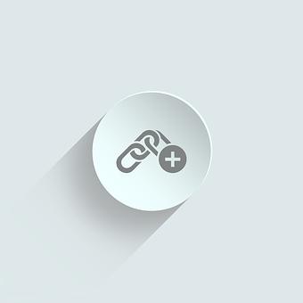 Icon, Link Building, Link Building Icon