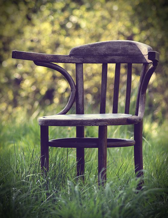 Chair Old Garden 183 Free Photo On Pixabay