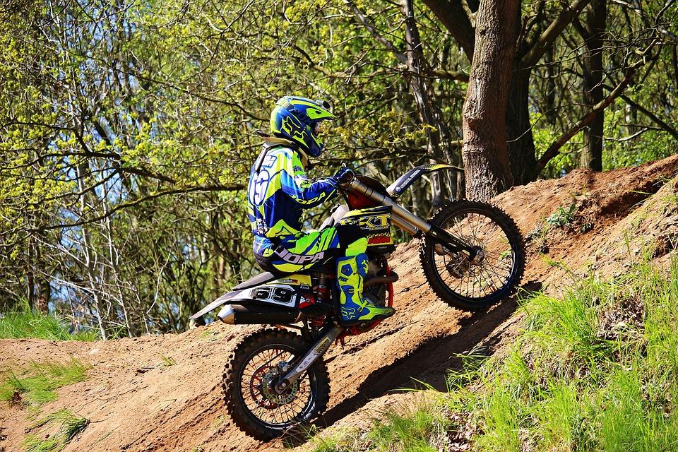 motocross i enduro