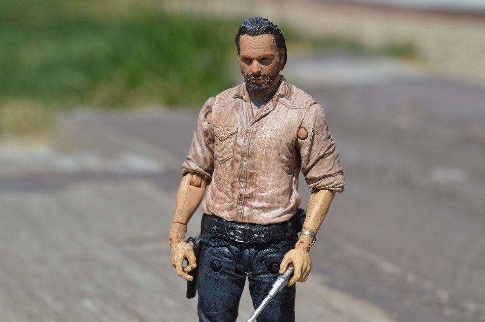 free photo  rick grimes  the walking dead - free image on pixabay