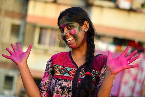 Bilder von nackten indischen Mädchen