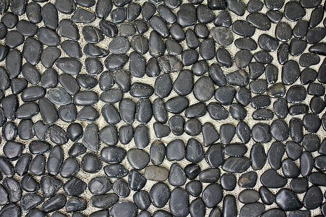 Cobblestone Stone Leave : Free photo pebbles pebble mat image on pixabay