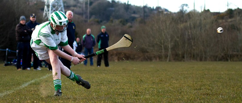 Hurling, Sideline Cut, Gaa, Sport, Game