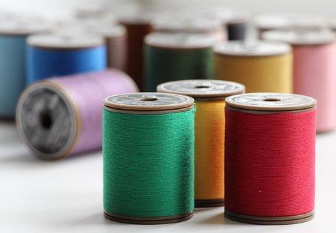 Thread, Needlework, Handmade, Sewing