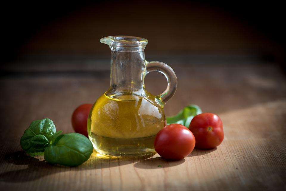 Paint Ingredients Oil