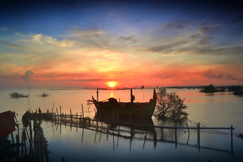 Free photo: Landscape, View, Sea, Morning - Free Image on Pixabay ...