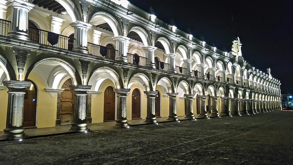 Antigua, Gwatemala, Turystyki, Podróży, Turystyczne