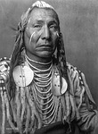historical, vintage, sioux