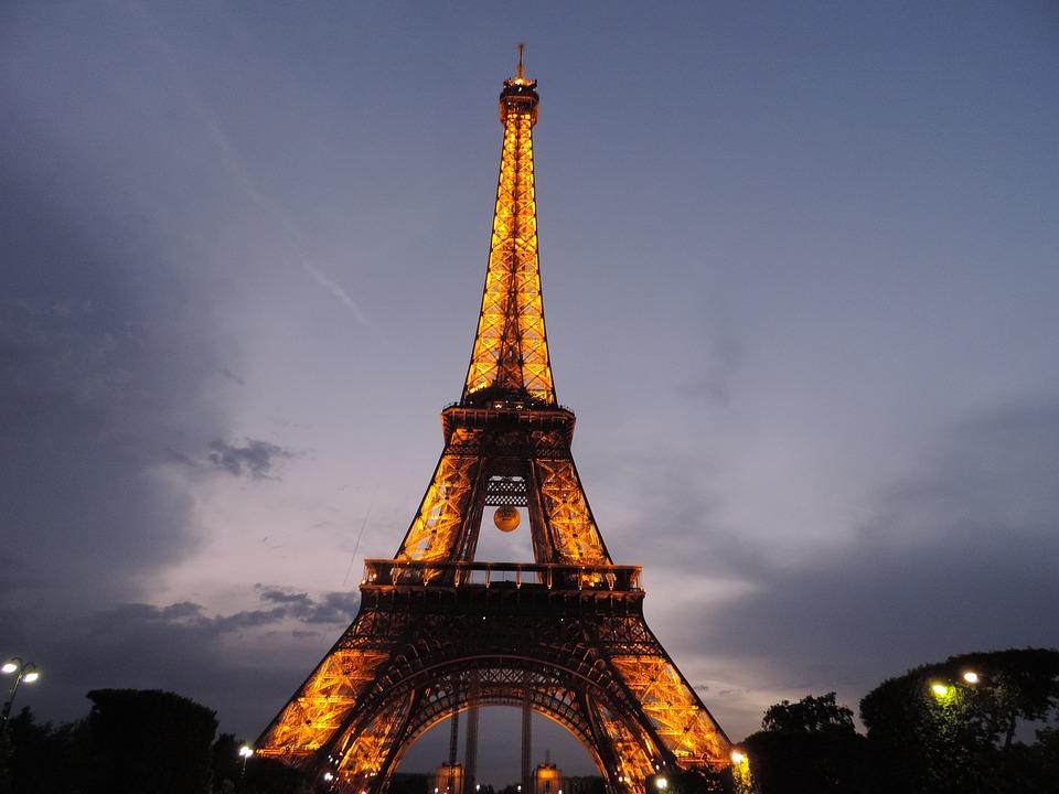 paris france landmark places of free photo on pixabay