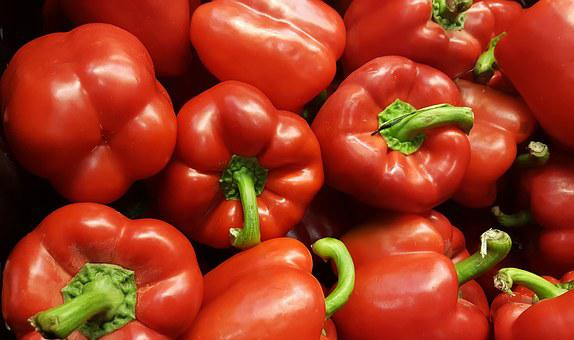 Bell Peppers, Red Bell Peppers