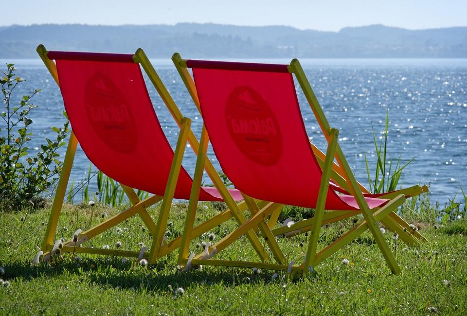 kostenloses foto liegestuhl wasser see urlaub kostenloses bild auf pixabay 1387246. Black Bedroom Furniture Sets. Home Design Ideas