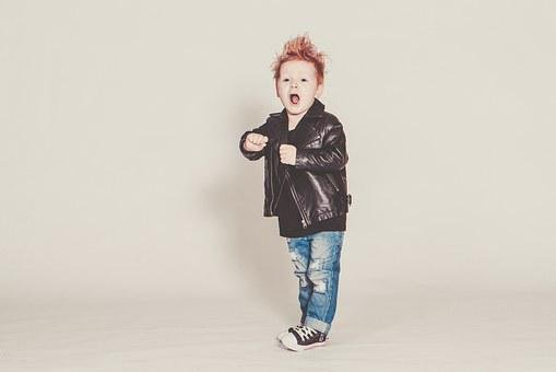 Baby, Perfecto, Rock, Punk