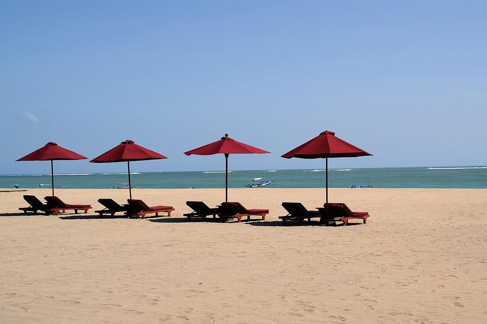 Bali, Beach, Kuta, Estate