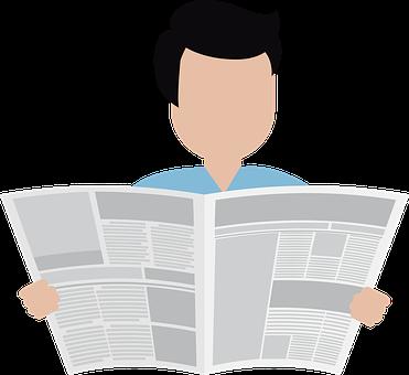 Journal, Nouvelles, Lire, Journal