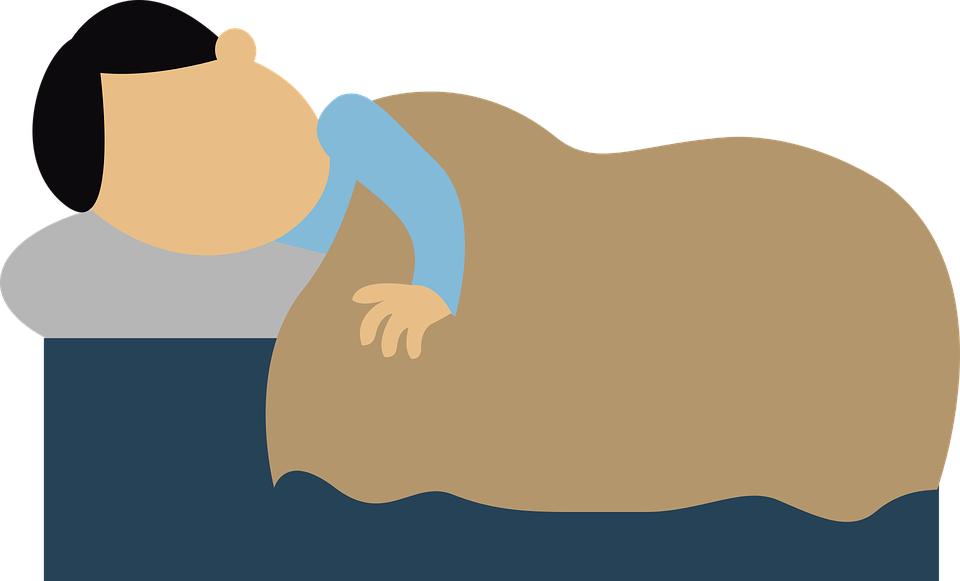 how to sleep less