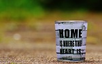 at home, luck, home
