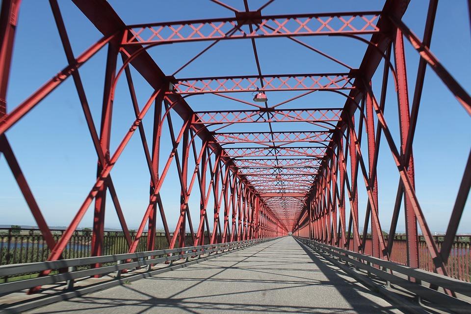 Puente Metal Estructura De Foto gratis en Pixabay