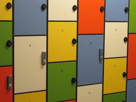 ล็อกเกอร์, การจัดเก็บข้อมูล, ที่มีสีสัน