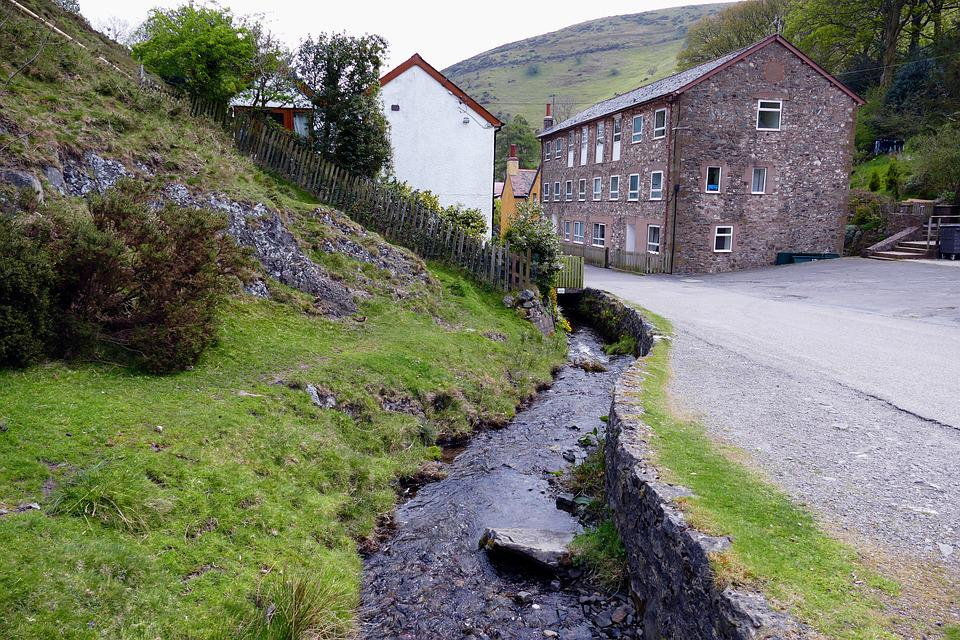 Stream Carding Mill Valley - Free photo on Pixabay