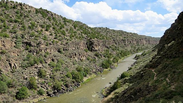 リオ ・ グランデ ニュー メキシコ 峡谷 - Pixabayの無料写真