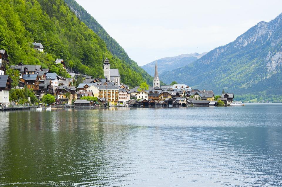2018 Excursion >> Mondsee Autriche · Photo gratuite sur Pixabay