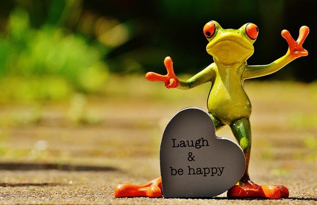Frog Funny Laugh 183 Free Photo On Pixabay