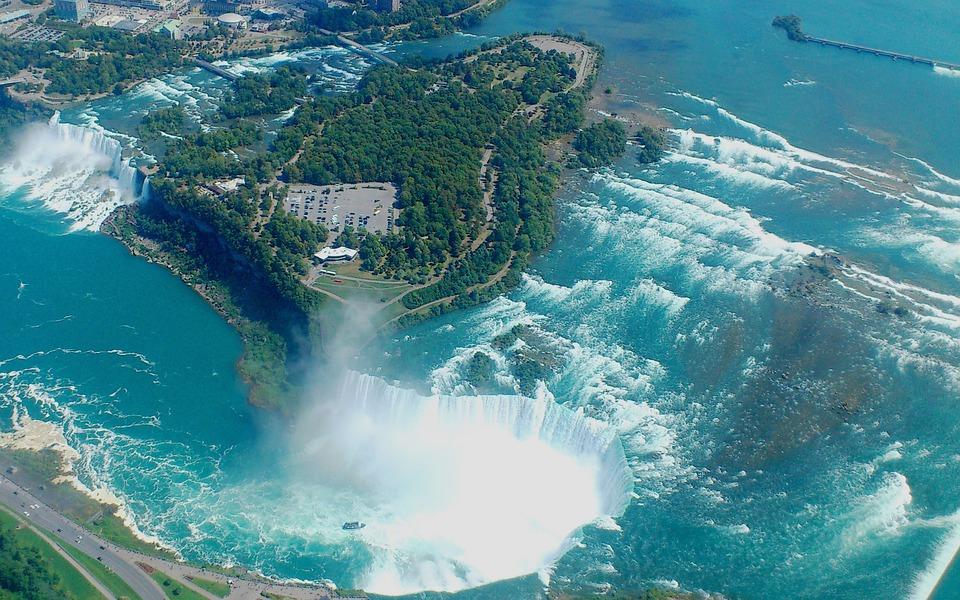 Niagara Falls Canada Free Photo On Pixabay