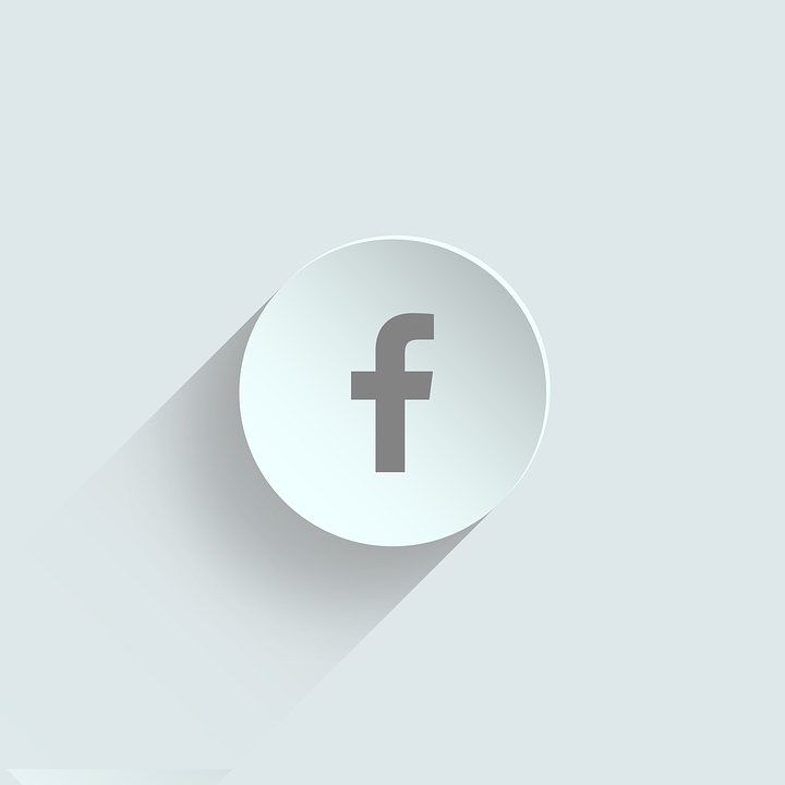 logo facebook blanco