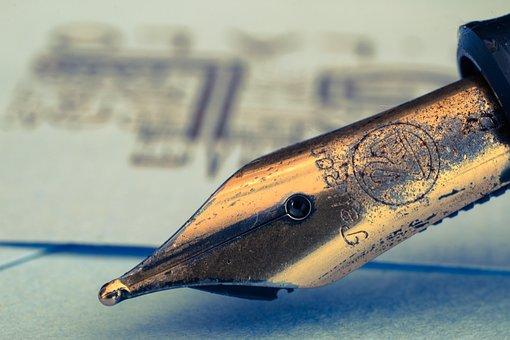 Fountain Pens, Fountain Pen, Filler, Ink