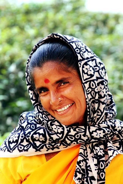 India, Madam, Smile