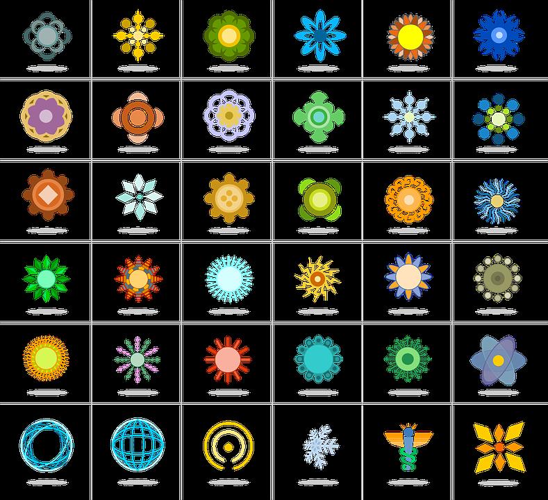 Symbols Shapes Elements 183 Free Vector Graphic On Pixabay