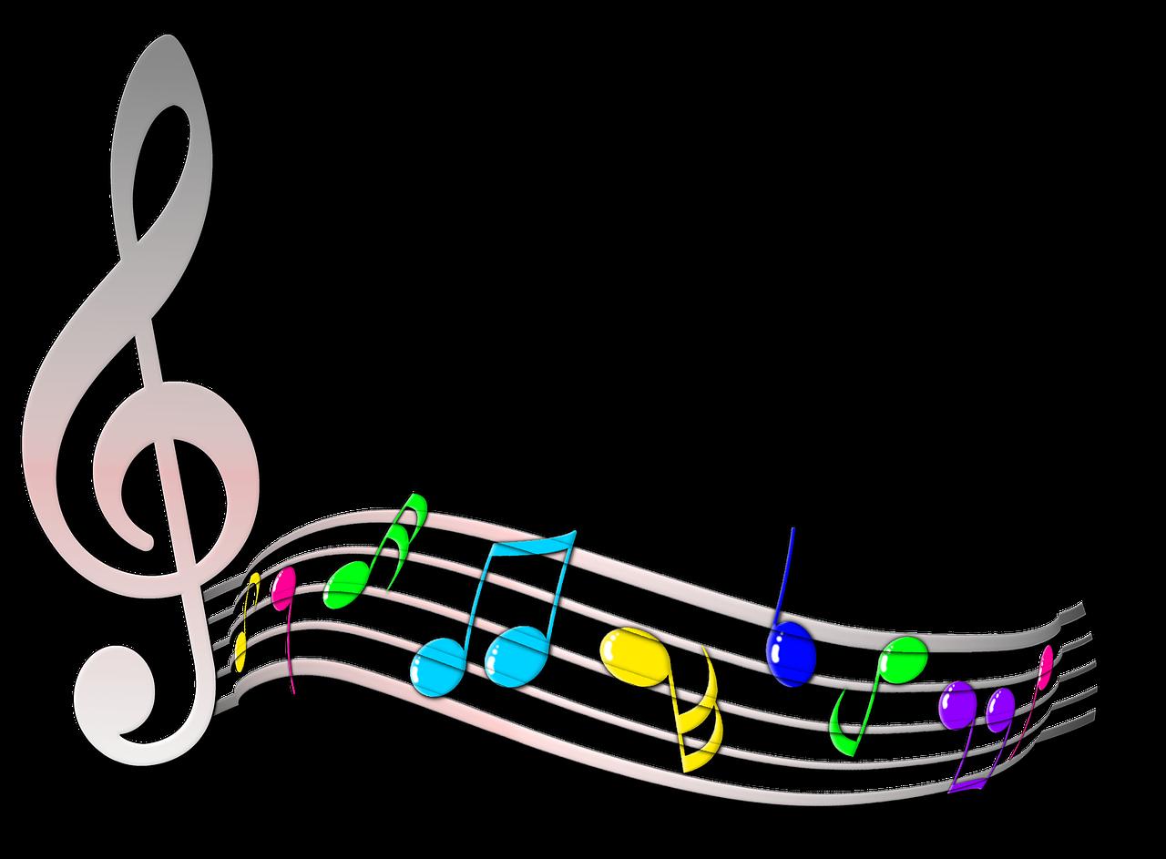 Картинки музыкальные красивые для оформления