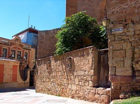 Ruelle, Espagne, Ruelle Étroite