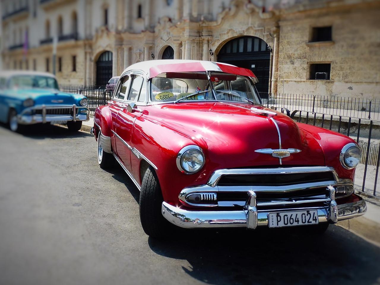 популярность кубинские автомобили фото существа часто попадают