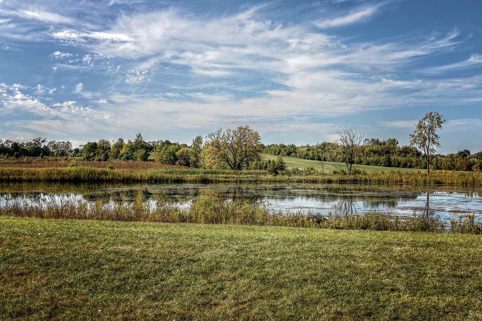 danau pemandangan hijau foto gratis di pixabay