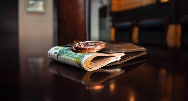 Tiền Giấy, Đồng Xu, Đồng Euro, Tiền