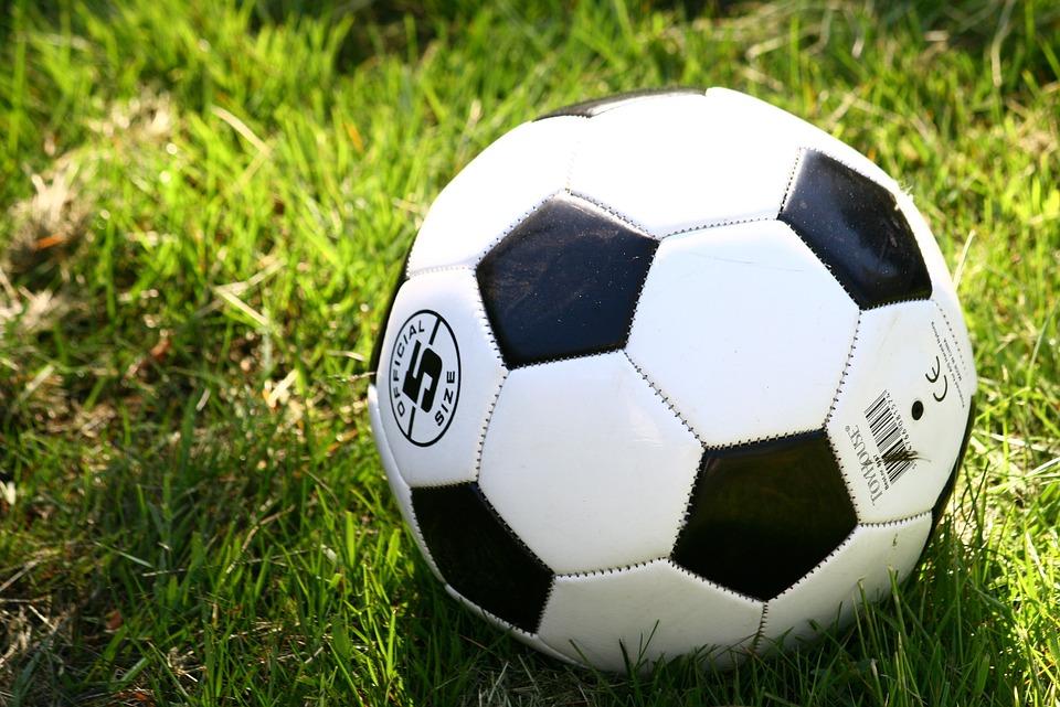 Football Grass Play 183 Free Photo On Pixabay