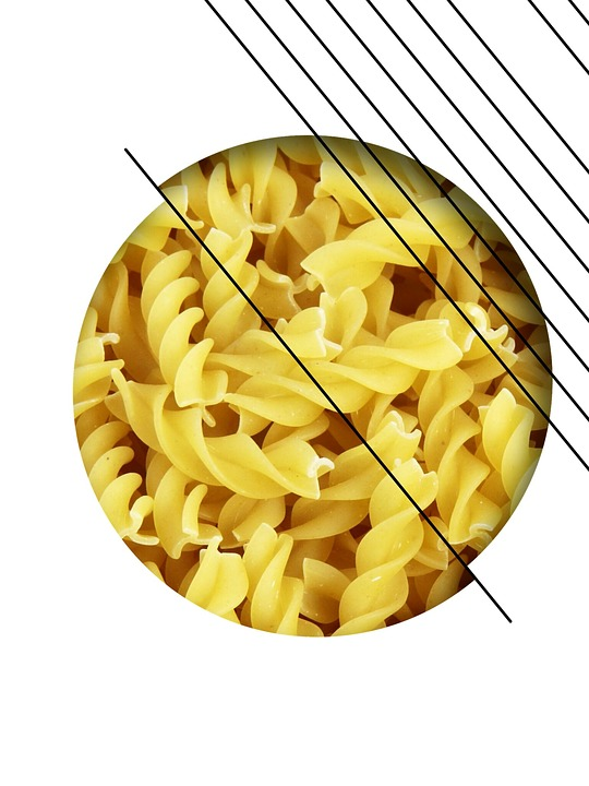 Noodles, Spirals, Pasta, Enjoy, Food