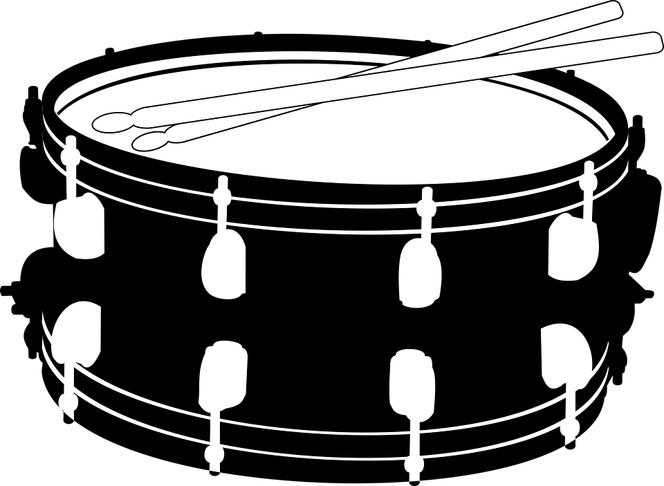 Drums Snare Music - Free vector graphic on Pixabay