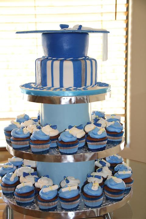 Free Photo Graduation Graduation Cake Free Image On